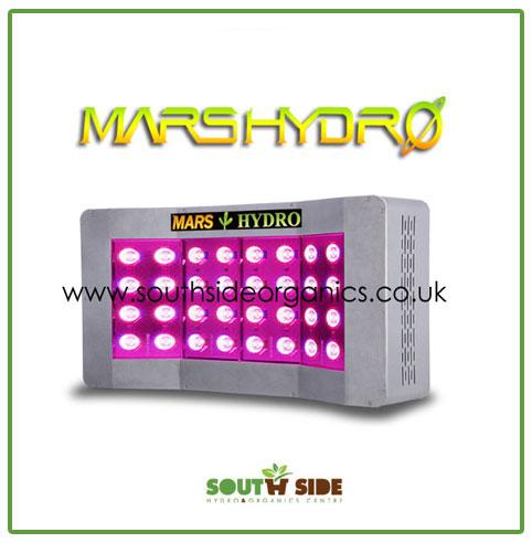 Mars Pro Ii Cree Leds 128 Led Grow Light
